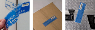 Box and packaging labels