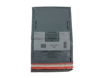 Opaque One Time Security Envelopes