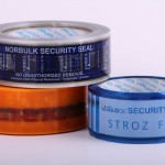 Label Lock Custom Security Tape - collection