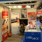 Label Lock exhibited at Intersec Dubai, 2014